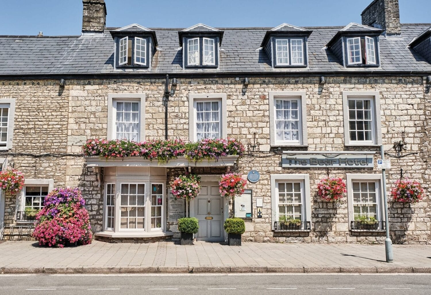 The Bear Hotel, Cowbridge